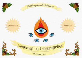 Nysgerrige og Omaengelige (Curious and Sociable) by octofinity