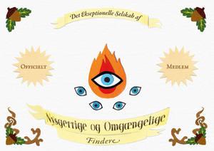 Nysgerrige og Omaengelige (Curious and Sociable)