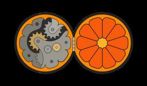 A Clockwork Orange, Literally by octofinity