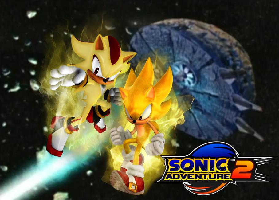 Sonic Adventure 2 Wallpaper By Silverdahedgehog06