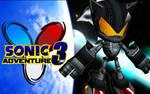 SA3 Silver Sonic 2 Wallpaper