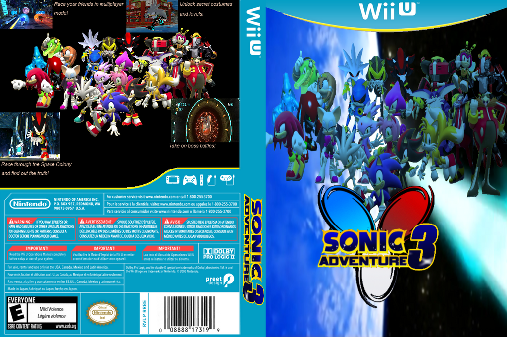 Sonic Adventure 3 2013 Related Keywords & Suggestions