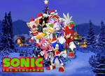 Merry Christmas from Sonic and Friends!