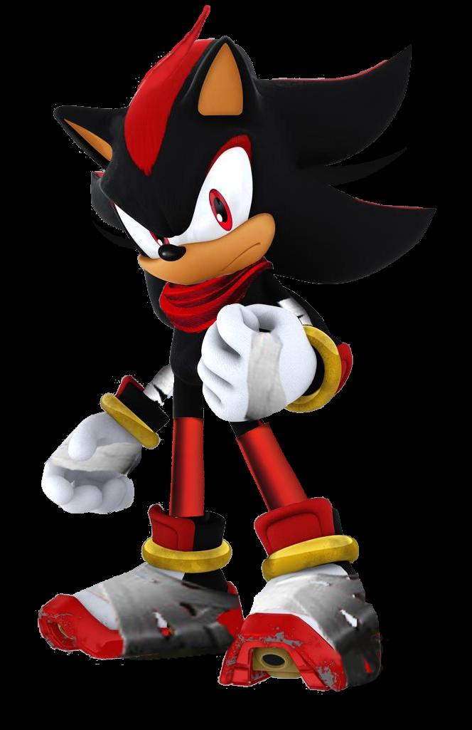 Shadow Sonic Boom Style By Silverdahedgehog06 On Deviantart