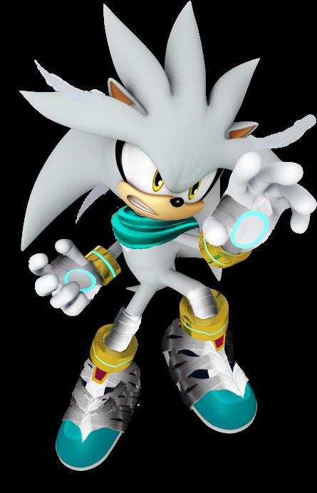 Silver (Sonic Boom Style) by Silverdahedgehog06