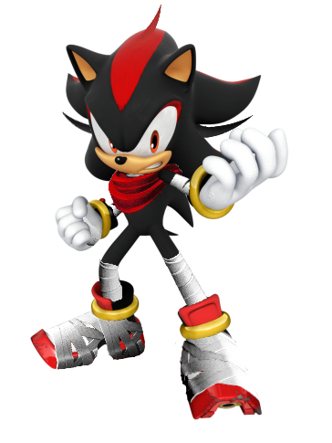 Shadow sonic boom style version 2 by silverdahedgehog06 on - Shadow sonic boom ...