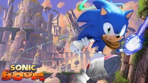 Sonic Boom Sonic Wallpaper
