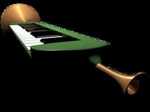 Piano Horn