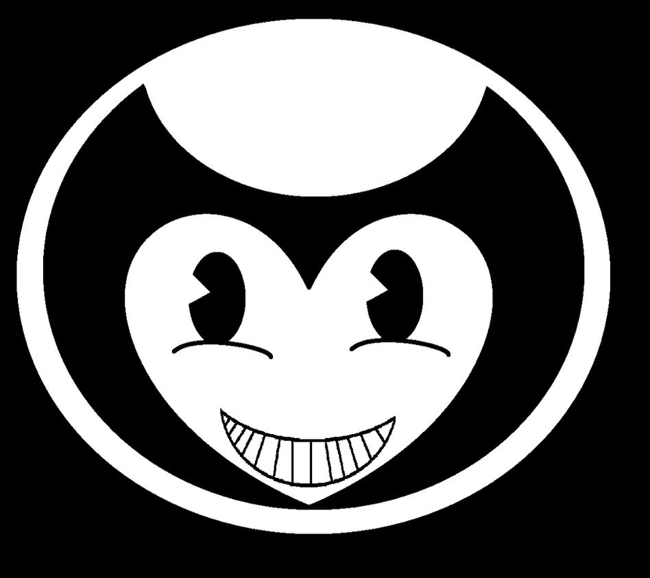 how to draw bendy head