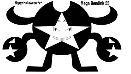 Mega Bendink 55 by Flame-dragon