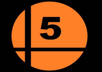 The Super Smash Bros 5 Logo by Flame-dragon