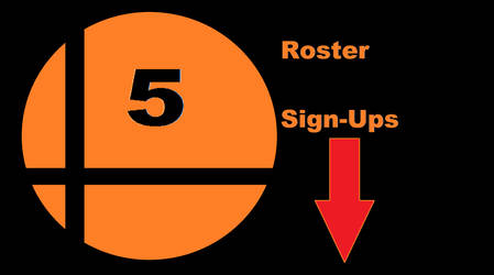 Super Smash Bros 5 Roster Sign-Ups by Flame-dragon
