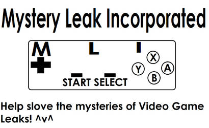 Mystery Leak Incorporated by Flame-dragon