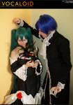 Vocaloid-Cantarella:Look at me