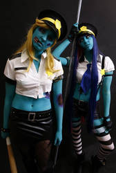 Zombie Officers - Panty and Stocking