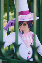 Ao no Exorcist: Mephisto Pheles by wtfproductionsskits