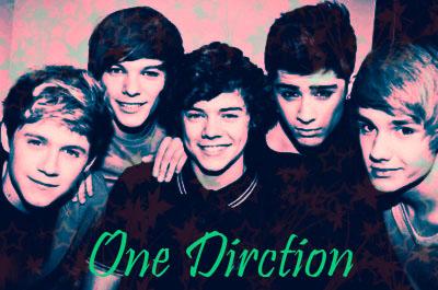 One Direction by worldsbestbassplayer