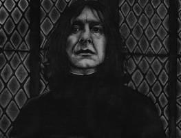 Severus Snape by ElbarethIB