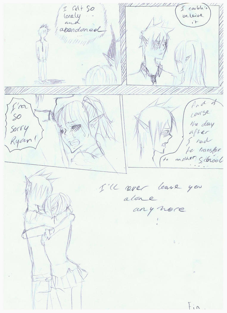 Lire x Ryan page 4 End. by Helidou