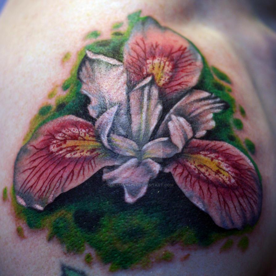 iris by sliceman424