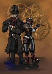 Steampunks!