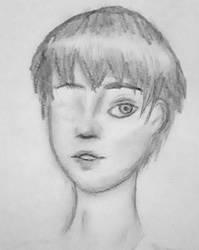 Charcoal Drawing  by GingerDoraDaExplorer