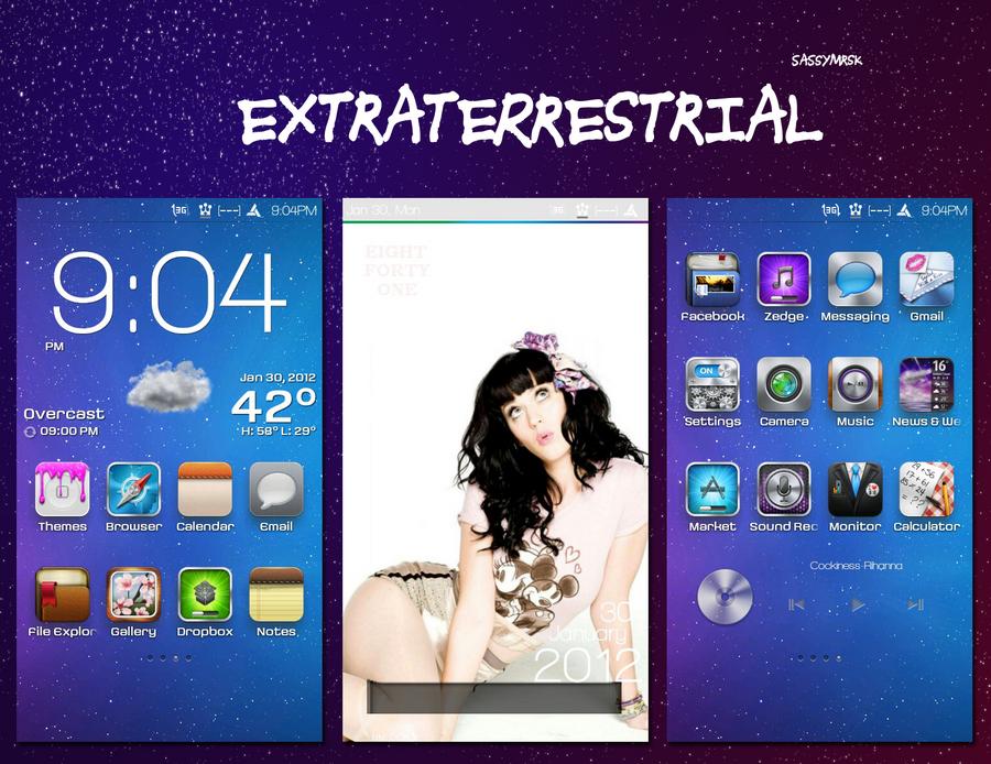 Extraterrestrial by SassyMrsK