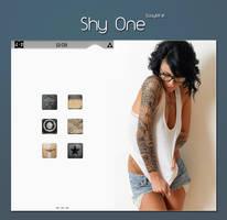 Shy One by SassyMrsK