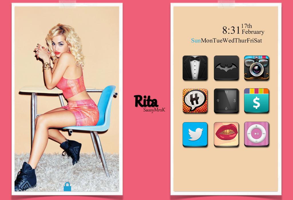 Rita by SassyMrsK