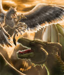 Gryphon vs Dragon