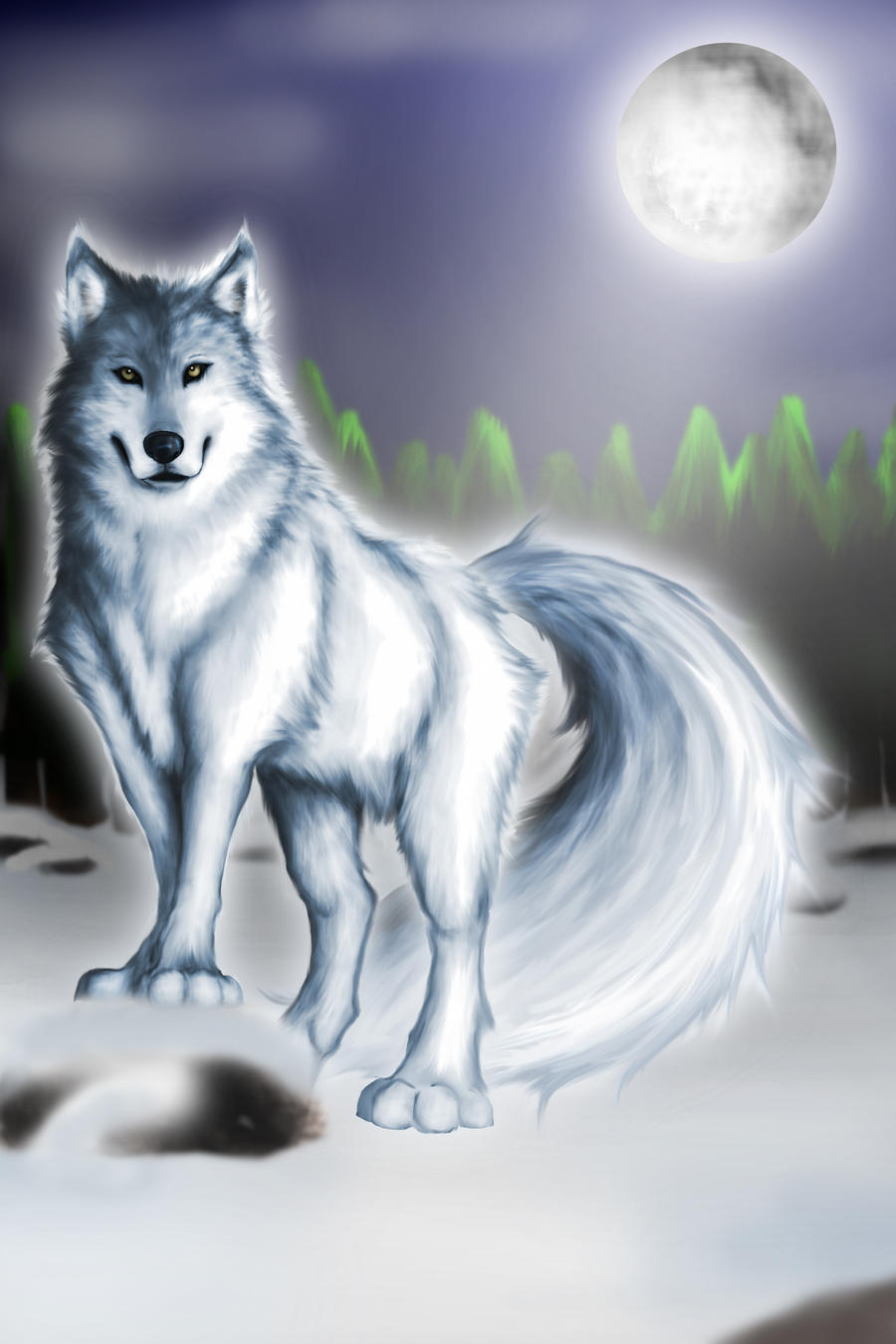 Wolf's Rain - Wikipedia