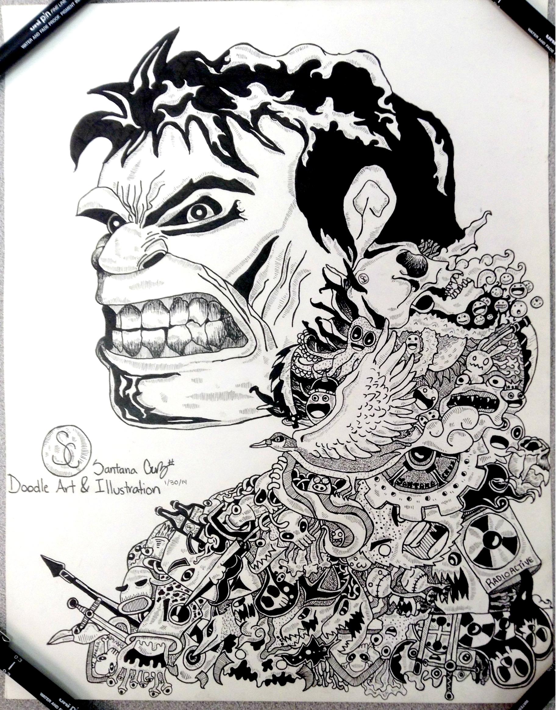 Why so angry? by Santanacruz