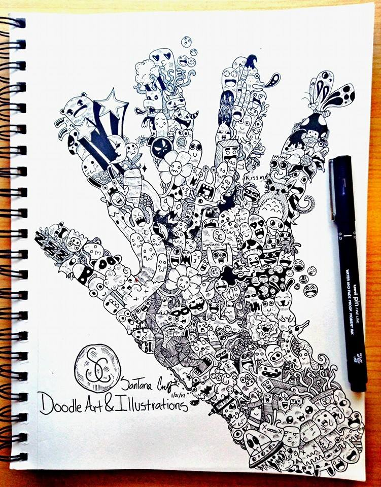 Give me Five by Santanacruz