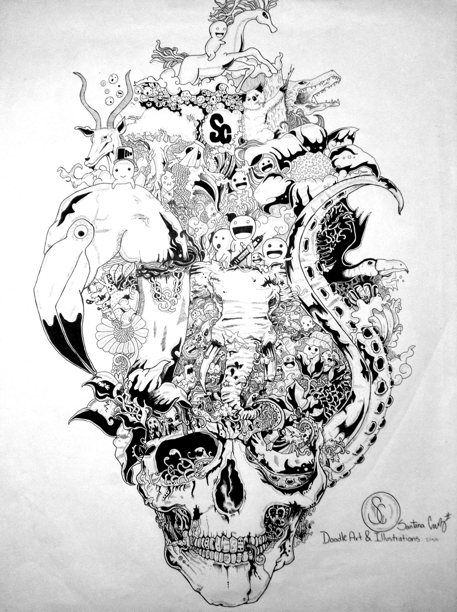 Animal Kingdom by Santanacruz