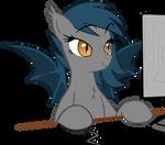 Speck the Bat Pony 4