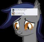 Echo the Bat Pony 8.1: thingken Edition
