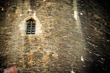 Lone Window by corvus2606