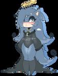 Female Hedgehog Wolf Adopt~closed ~