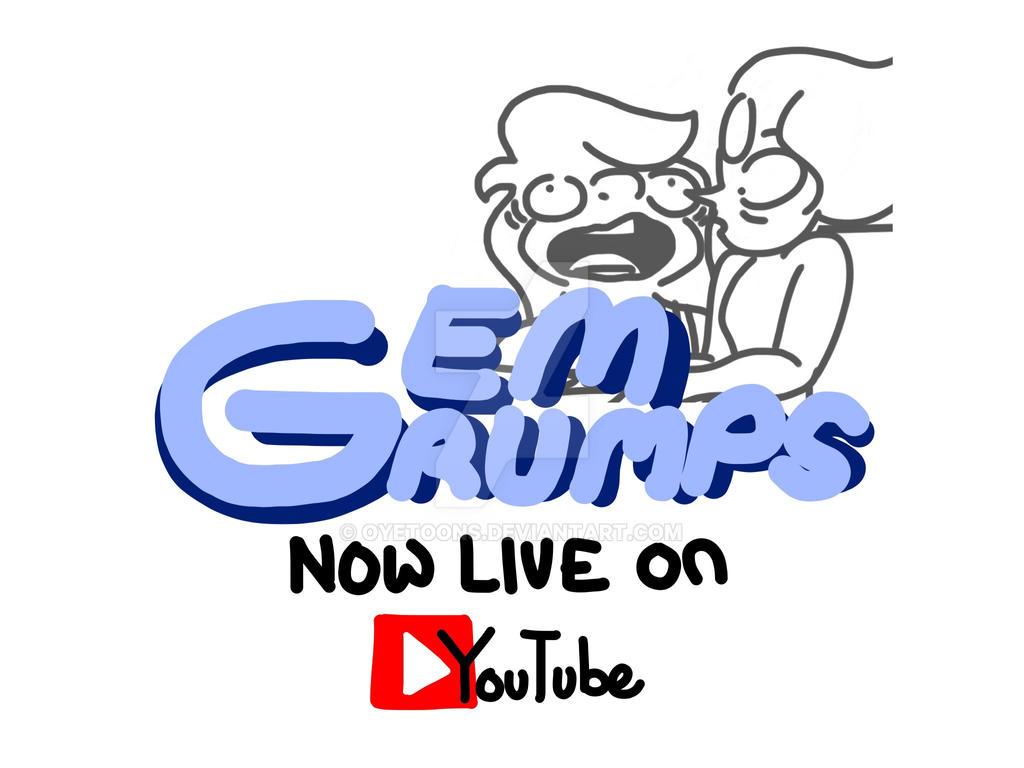 Gem Grumps by oyetoons