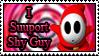 Shyguy Stamp - DO NOT FAVE by shyguy-club
