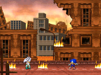 What if I didn't neglect Sonic Speed Fighters 2?
