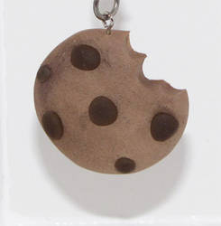 Cookie Pendant by musical-onigiri