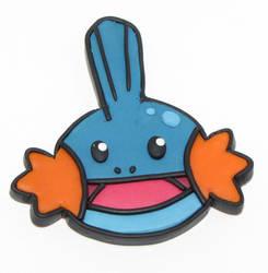 Mudkip Badge by musical-onigiri