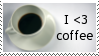 My Coffee Stamp by Jiglette