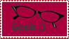 Geek Stamp by Jiglette