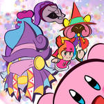 Kirby and the Arts