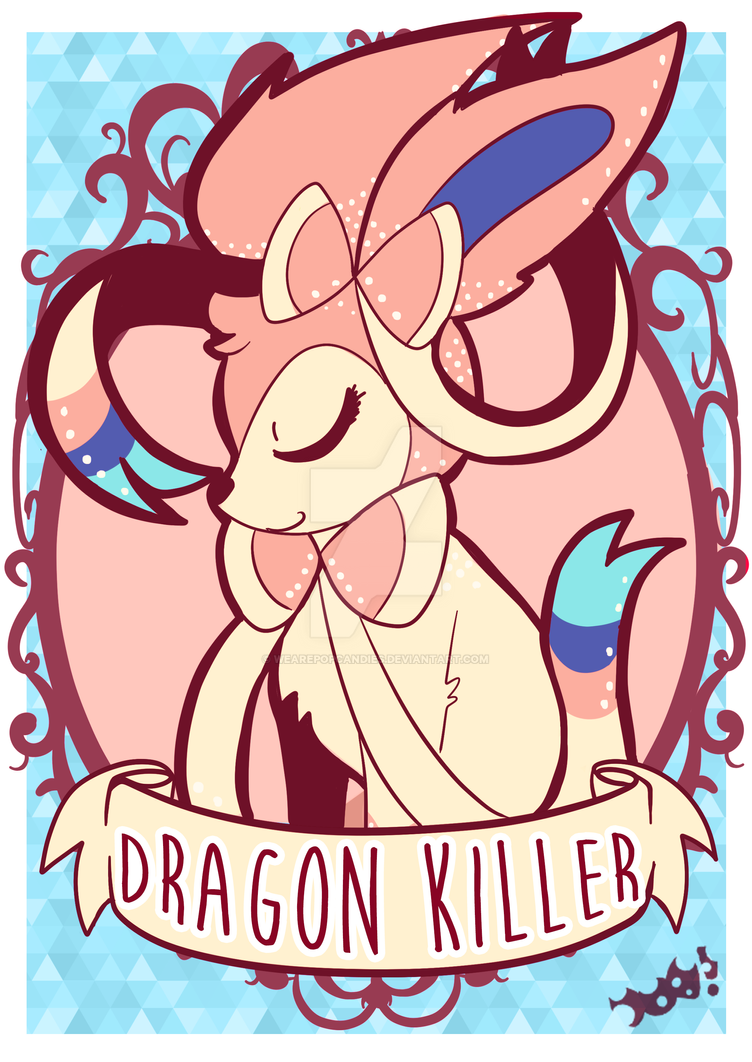 Sylveon by wearepopcandies