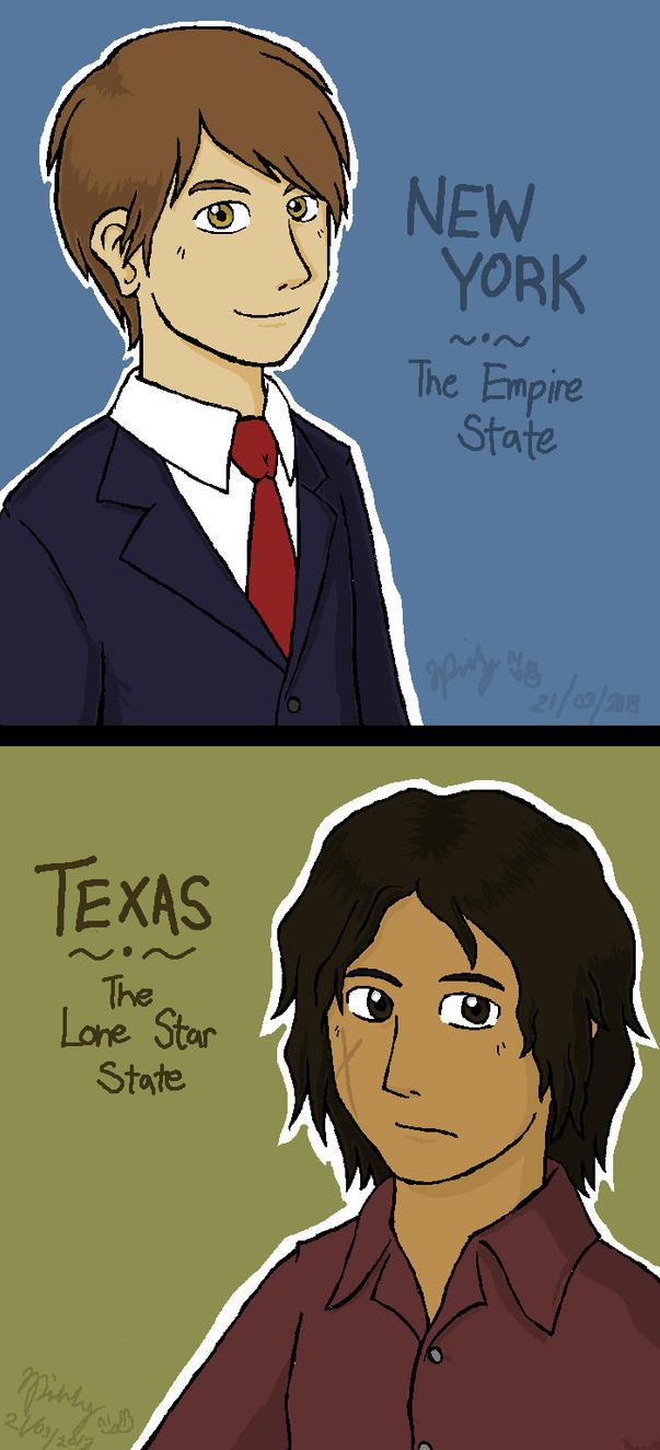 Texan dating new york