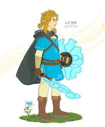 [Legend of Zelda] BotW: Hero of the Wild by AuFigirl