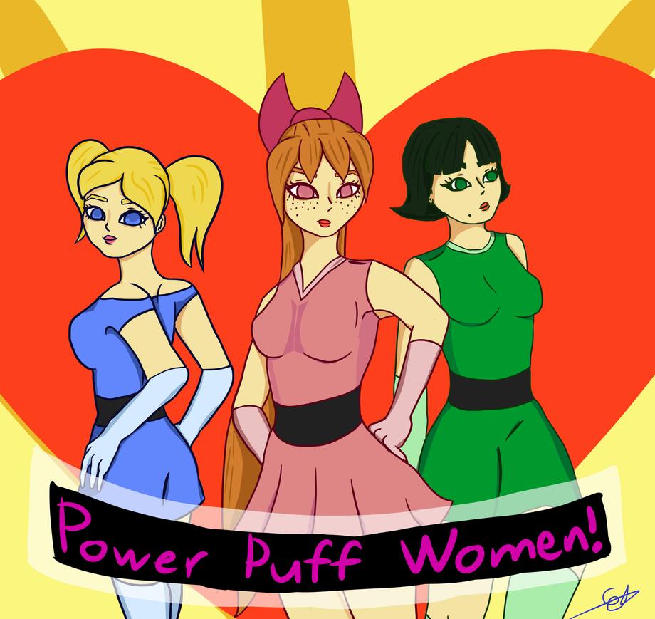 Powerpuff Woman 14